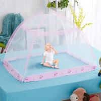 夏季婴儿蚊帐蒙古包宝宝蚊帐免安装防蚊新生儿蒙古包幼儿园蚊帐罩 其它