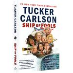 英文原版 Ship of Fools 愚人之船:自私的统治阶层是如何让美国驶向革命的边缘 纽约时报畅销书 美国总统川普