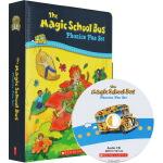 英文原版绘本 Magic School Bus Phonics Fun 神奇校车自然拼读法12册 儿童课外阅读英语训练