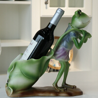 青蛙酒架摆件客厅酒柜电视柜酒吧咖啡厅家居装饰品
