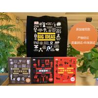 DK罪案百科+DK心理学百科+DK福尔摩斯百科+BIG IDEAS环保袋(套装共3册+精美环保袋)