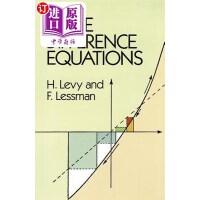【中商海外直订】Finite Difference Equations