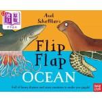 【中商海外直订】Flip Flap Ocean