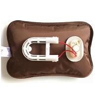电热水袋充电暖水袋女注水毛绒电暖宝宝学生