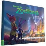 【现货】疯狂动物城电影设定集 英文原版书 The Art of Zootopia 迪士尼系列