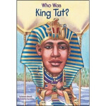 WHO WAS KING TUT 进口故事书,Roberta Edwards(罗伯塔・爱德华兹),Penguin US