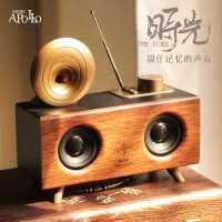 Music Apollo B6�o��{牙音箱低音炮超大音量便�y式�敉馐找�C手�C��X插卡U�P3D�h�@��d�凸判∫繇�