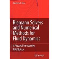 【预订】Riemann Solvers and Numerical Methods for Fluid Dynamics
