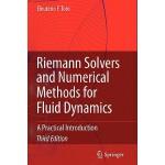 【预订】Riemann Solvers and Numerical Methods for Fluid Dynamic