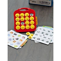 脑力大作战专注力记忆力训练桌面玩具儿童益智类桌游棋类亲子游戏
