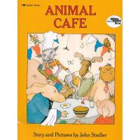Animal Cafe (Reading Rainbow Books)动物咖啡(荣列美国彩虹阅读榜)ISBN97806