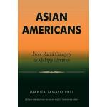 【预订】Asian Americans: From Racial Category to Multiple Ident