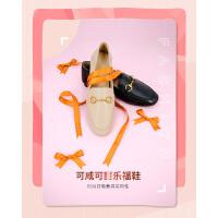 【券后价:279元】SAFIYA2020秋季方头金属装饰女单鞋SF03111222
