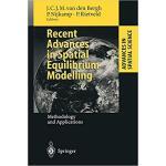 【预订】Recent Advances in Spatial Equilibrium Modelling 978364
