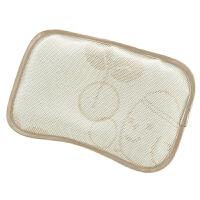 新生婴儿枕头0-1岁夏季透气吸汗初生宝宝凉枕定型枕夏天冰丝凉爽