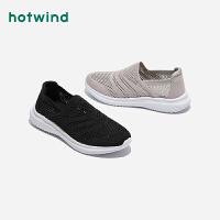 热风网红女士时尚潮流网面运动休闲鞋H23W0103
