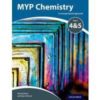【预订】Myp Chemistry: A Concept Based Approach