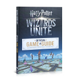 顺丰包邮 英文原版Harry Potter Wizards Unite: Official Game Guide 哈利