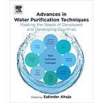 【预订】Advances in Water Purification Techniques 9780128147900