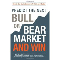 【预订】Predict the Next Bull or Bear Market and Win: How to Us