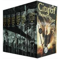 圣杯*六本套装 英文原版 The Mortal Instruments, the Complete Collectio