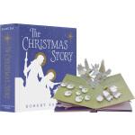 圣诞节的故事 立体绘本书 英文原版 The Christmas Story Pop-Up 3D纸雕艺术大师Robert