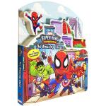 漫威英雄 英文原版绘本0 3岁 Marvel Super Hero Adventures The Amazing Ch