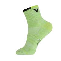 威克多VICTOR SK240羽毛球袜女袜 冬季棉袜中筒加厚专业运动袜