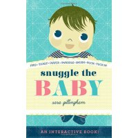 Snuggle the Baby 抱抱宝宝 纸板互动触摸书 告诉宝宝如何照顾小孩