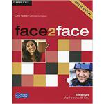 【预订】Face2face Elementary Workbook with Key 9780521283052