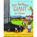 城里漂亮的巨人进口原版 平装 经典绘本小学阶段(7-12岁),Julia Donaldson,Axel Scheffl