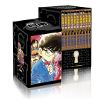 名侦探柯南第一辑(1-10卷)盒装版