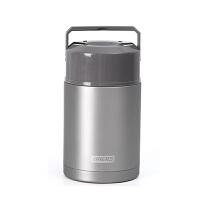 焖烧壶闷烧杯不锈钢真空保温桶汤罐提锅学生便当饭盒1000ML