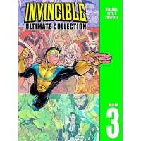 【预订】Invincible: Ultimate Collection, Volume 3