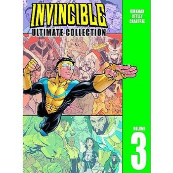 【预订】Invincible: Ultimate Collection, Volume 3 预订商品,需要1-3个月发货,非质量问题不接受退换货。