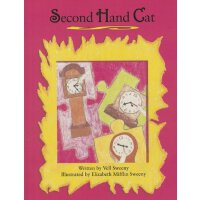 【预订】Second Hand Cat