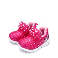 【99元任选2双】迪士尼Disney童鞋儿童运动鞋子DS2601