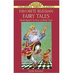 【预订】Favorite Russian Fairy Tales 9780486286327