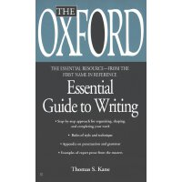 英文原版 牛津写作指南 The Oxford Essential Guide to Critical Writing