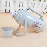 办公暖壶家用保温热水瓶学生暖水壶玻璃胆大容量