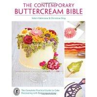 【预订】The Contemporary Buttercream Bible: The Complete Practic