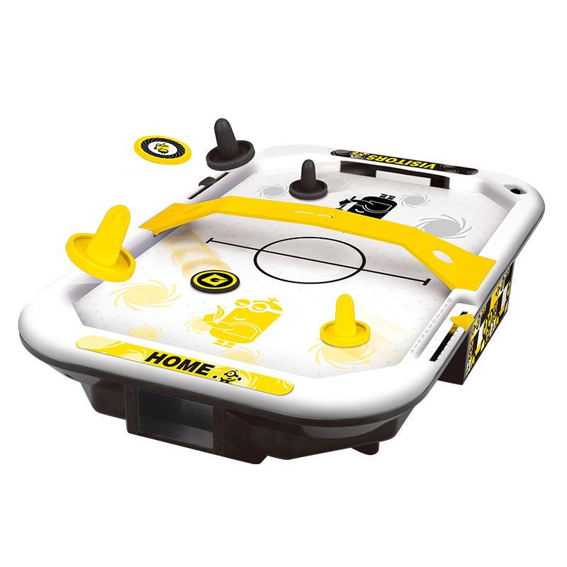 小黄人桌上冰球儿童启智玩具亲自游戏MN-5394当当自营