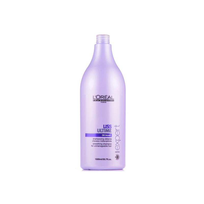 L'OREAL/欧莱雅 顺柔润泽洗发水洗发露1500ml 专业洗护 橄榄果油滋润秀发 顺柔滋润洗发液 满意请评论哦!您的满意我们的动力。