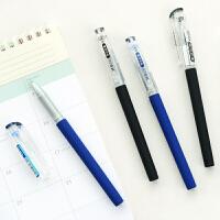 晨光文具中性笔0.5考试签字笔全针管 学习办公用品 KGP1821