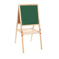 儿童画板 支架式 小孩 折叠 双面磁性折叠画板小黑板白板涂鸦绘画写字板支架式家用儿童可升降