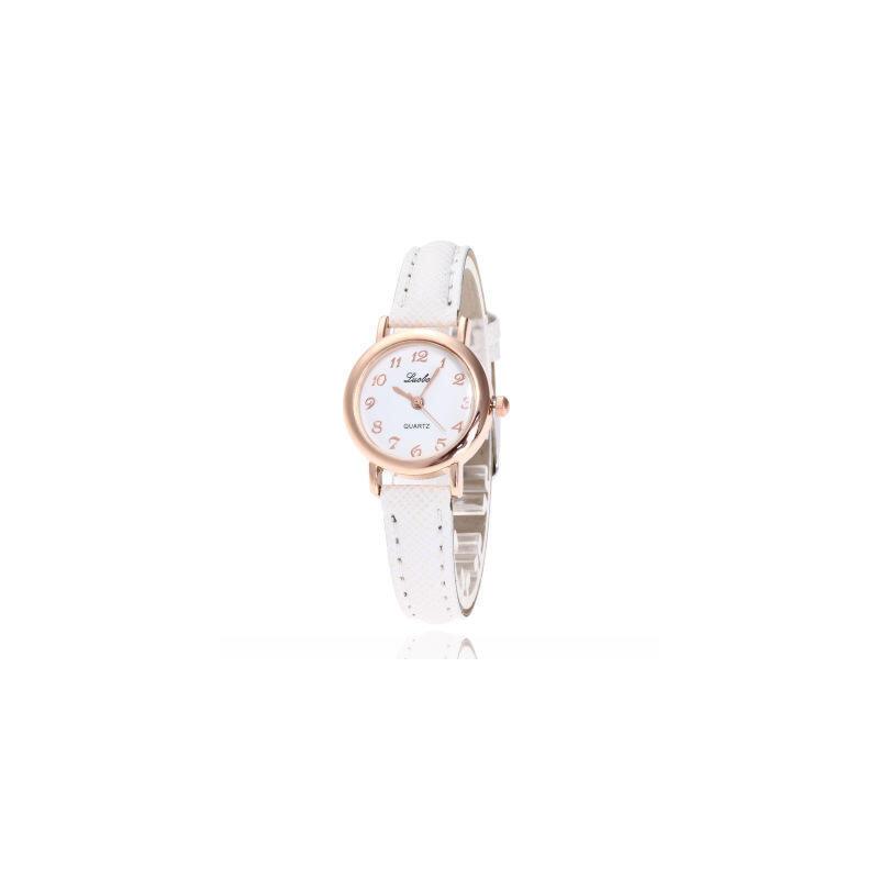 新款时尚腕表 简约潮流女士手表皮带手表小巧学生女生石英手表