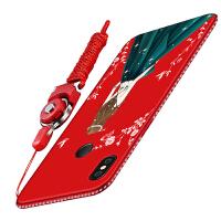 1红米note5手机壳redmi note5A保护套防摔高配版全包5a硅胶pro软壳MDE6S磨砂MEE7S超薄MDT
