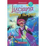 【预订】Luciana: Braving the Deep (American Girl: Girl of the Y
