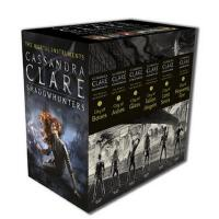 【英国版】圣杯*6本套装 英文原版 The Mortal Instruments