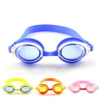 儿童泳镜 女童男童防水防雾游泳眼镜 卡通游泳镜潜水镜